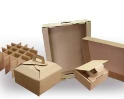 Производство упаковки из картона